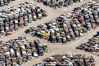 Auto Salvage  Deer Valley Phoenix Photo John A Ferrante-2