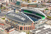 Century Link Field Stadium Aerial Photo John A Ferrante-0615